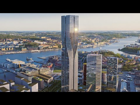 Sweden Skyscrapers | Proposed, Under Construction, Completed | Stockholm, Goteborg, Malmo