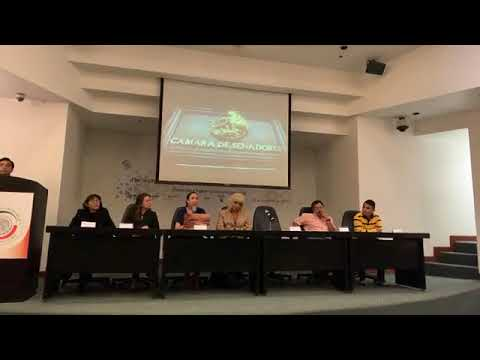 Participé en el Foro Hacia una nueva agenda del sistema penitenciario mexicano