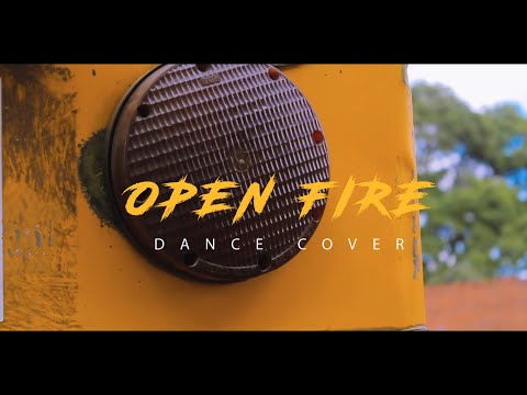 PATORANKING - OPEN FIRE Ft BUSISWA (DANCE COVER)