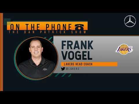 Frank Vogel on the Dan Patrick Show (Full Interview) 10/14/20