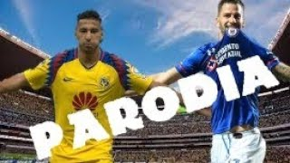 """Canción América vs Cruz Azul 2-1 (Parodia Nicky Jam x J. Balvin - X """"EQUIS"""" )"""