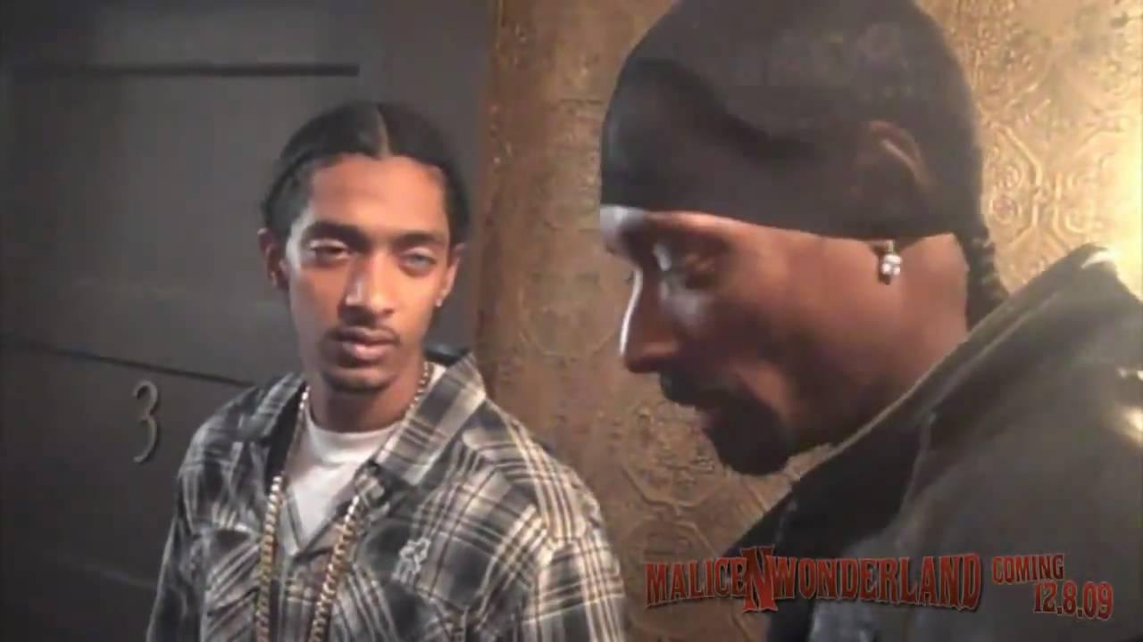 "Behind The Scenes: Snoop Dogg - ""Upside Down"""