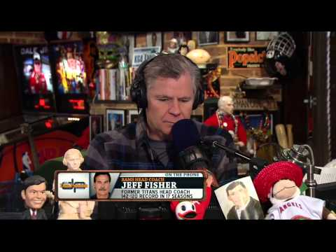 Jeff Fisher talks Vince Young 1/23/14