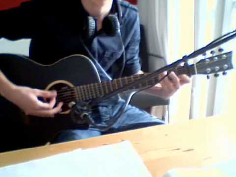 Of Monsters And Men Little Talks Guitar Cover Youtube