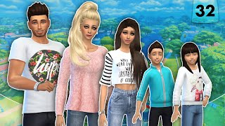 Los Sims 4 EPI. 32 - ¡Cena de NocheBuena y Feliz Navidad!