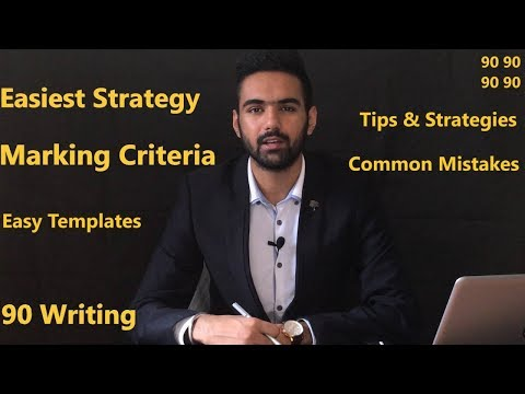 PTE Writing Summarise Written Text : Easiest Strategy | Marking Criteria | Common Mistakes |
