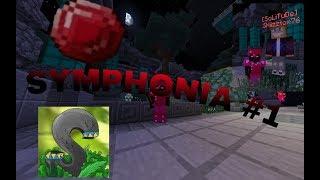 Yo 1er vidéo sur SYMPHONIA aller bye Abonnés vous.
