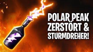 POLAR PEAK ZERSTÖRT & STURMDREHER IST DA! 🔥 | Fortnite: Battle Royale