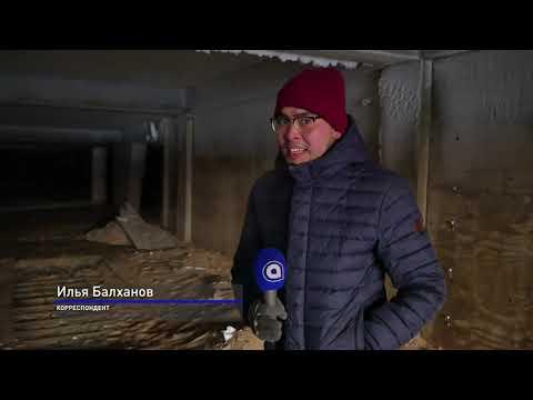 В Улан-Удэ новостройка от компании «Сити-строй» утопает в фекалиях