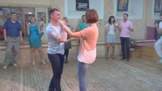 шок - первый танцевальный урок !