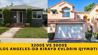 Los Angeles-də  Kirayə ev axtarışı  / Royal Ismayilov