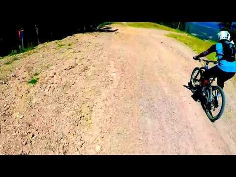 sunrise bike trail