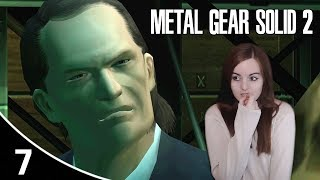 AMES | Metal Gear Solid 2: Sons Of Liberty HD Gameplay Walkthrough Part 7 - Xbox One