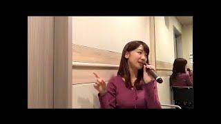(170714) 谷川聖 (AKB48 チーム8)のShowroom(カラオケセトリ付) セット...