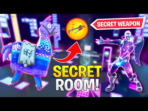 How To Get In The Secret Room In Sniper Noscope Map By Dux | Fortnite Creative Matchmaking