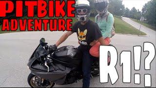Pit Bike Adventure EP 1 S6 | NEW BIKES AND STUFF