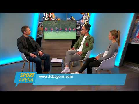 FC Bayern Frauenfußball, Münchner Kickboxer und bayerische Einradfahrer - die Sport Arena vom 19.3