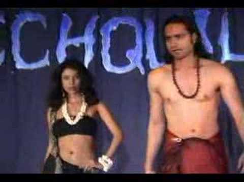 Fashion Show performance by DSCE, Bangalore