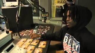 Chief Keef: diss Jeezy, Rihanna n Kanye Lady