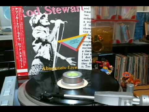 Rod Stewart  B1 「Passion」 from Absolutely Live