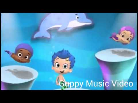 Bubble Guppies - Uptown funk - Music Video