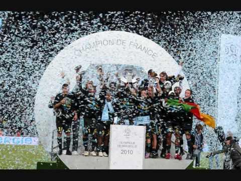 Olympique de Marseille  Champion de France 2010