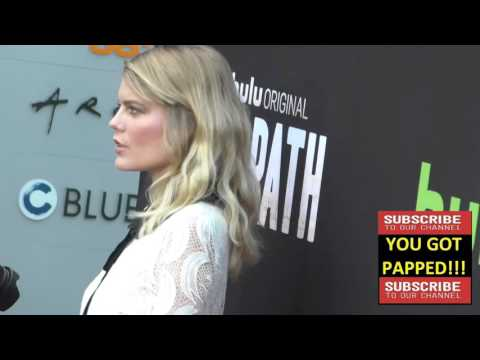 Emma Greenwell at the Premiere Of Hulu's The Path at Arclight Theatre in Hollywood