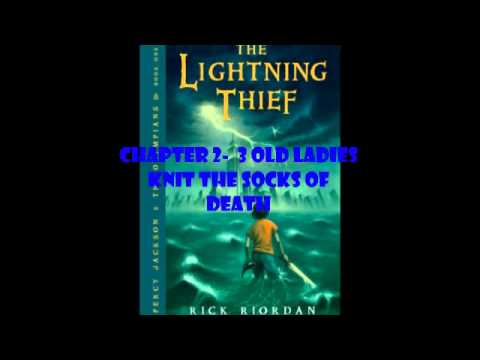 the lightning thief chapter 1 pdf