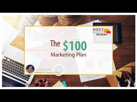 The $100 Travel Agency Marketing Plan - Updated