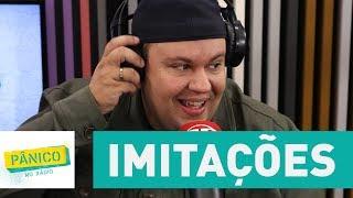 Rogério Morgado imita Fábio Porchat, Mano Brown, Pasto Valdemiro e mais; assista!