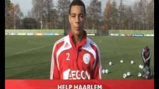 Hart voor Haarlem - Gregory v.d. Wiel