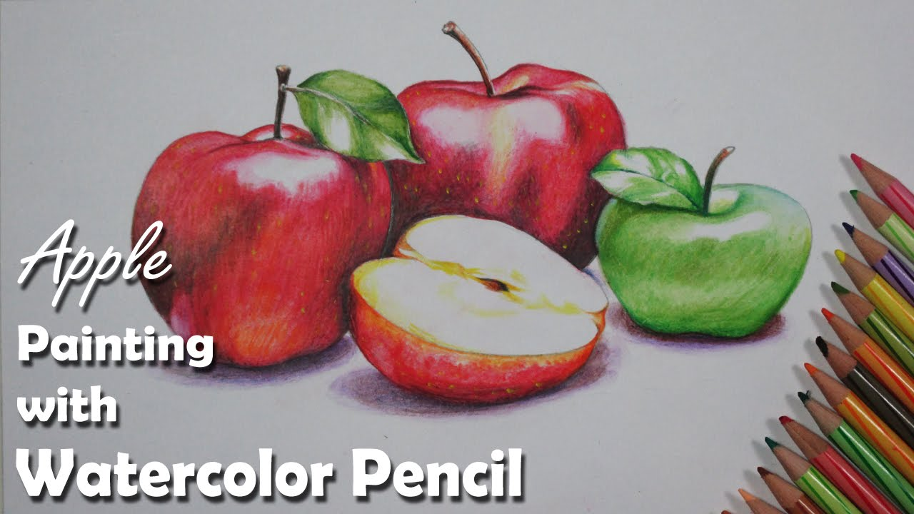 Still life with watercolor: how to draw interesting and error free 39