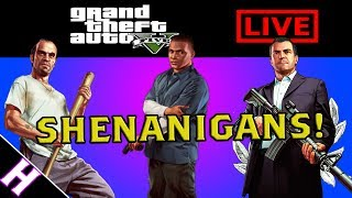 LIVE [Xbox] Chillin on GTA 5 with DadzBro and Mekel | Come chill with peeps