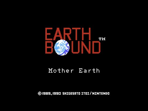 References to Earthbound/MOTHER in Undertale's soundtrack