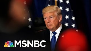 New Allegations Against The Trump Foundation | Andrea Mitchell | MSNBC