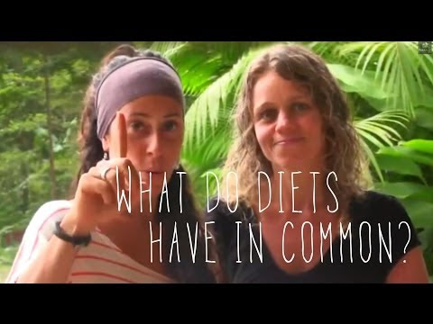 What do vegans, raw foodists and paleo promoters have in common?