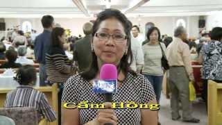 Thanh Le Cau Nguyen Va Thap Nen Hiep Thong Voi Giao Xu My Yen Nghe An