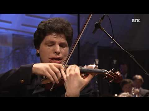 Augustin Hadelich - Brahms Violin Concerto (complete)
