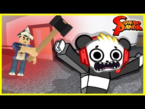 Roblox Flee The Facility Meet The Beast Let's Play With Combo Panda