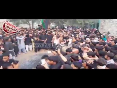 Live Aag ka matam Bhowana Dardbar Bawa syed Latief Hussain Shah  20 Safar 2017