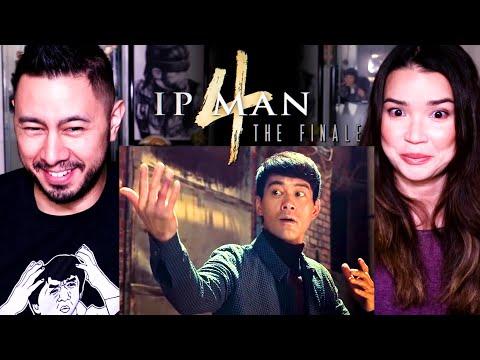 IP MAN 4 | Donnie Yen | Scott Adkins | US Theatrical Trailer | Reaction | Jaby Koay