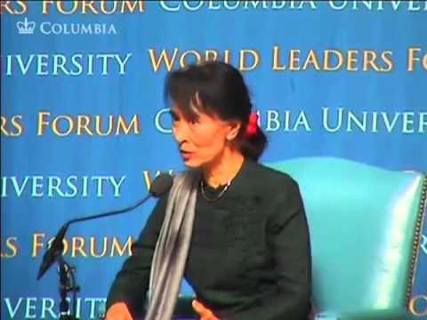 Columbia University World Leaders Forum: A Discussion Featur