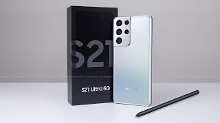Samsung Galaxy S21 Ultra - THIS IS IT!