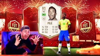 PELE GEZOGEN!!! FIFA 20 FUT Champions Rewards BestOf