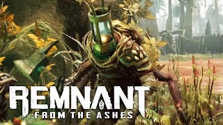 Jax mit VIER ARMEN | Remnant - From the Ashes feat. Johnny
