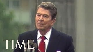 Watch The Most Famous Speeches About The Berlin Wall By U.S. Presidents | TIME