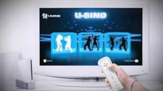 U-SING (Wii - Trailer)