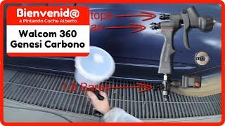 Review Walcom 360 Genesi Carbono
