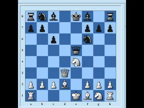 شطرنج وانهاء مهول