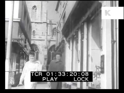 1950s Trowbridge, UK Home Movies